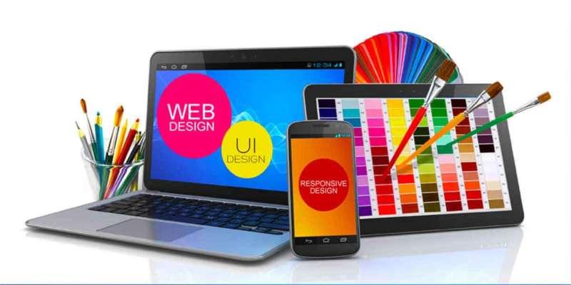 Servicii web design
