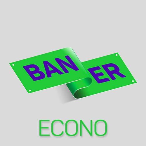 Banner econo