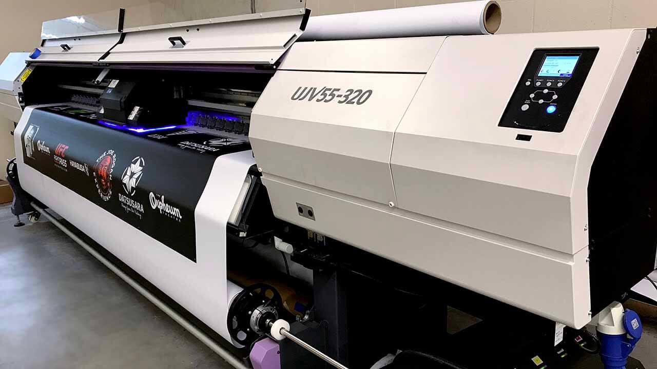 Care este procesul de printare a bannerelor