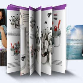 cataloage si brosuri personalizate